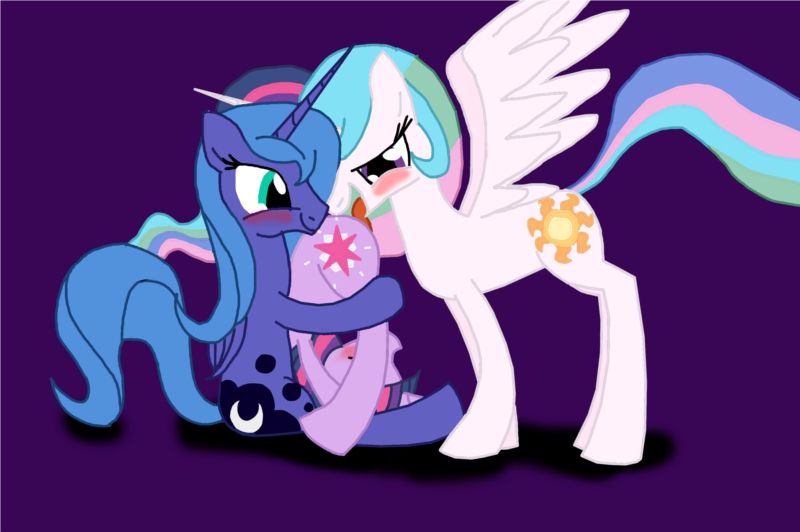 little porn luna my pony Five nights at candys porn