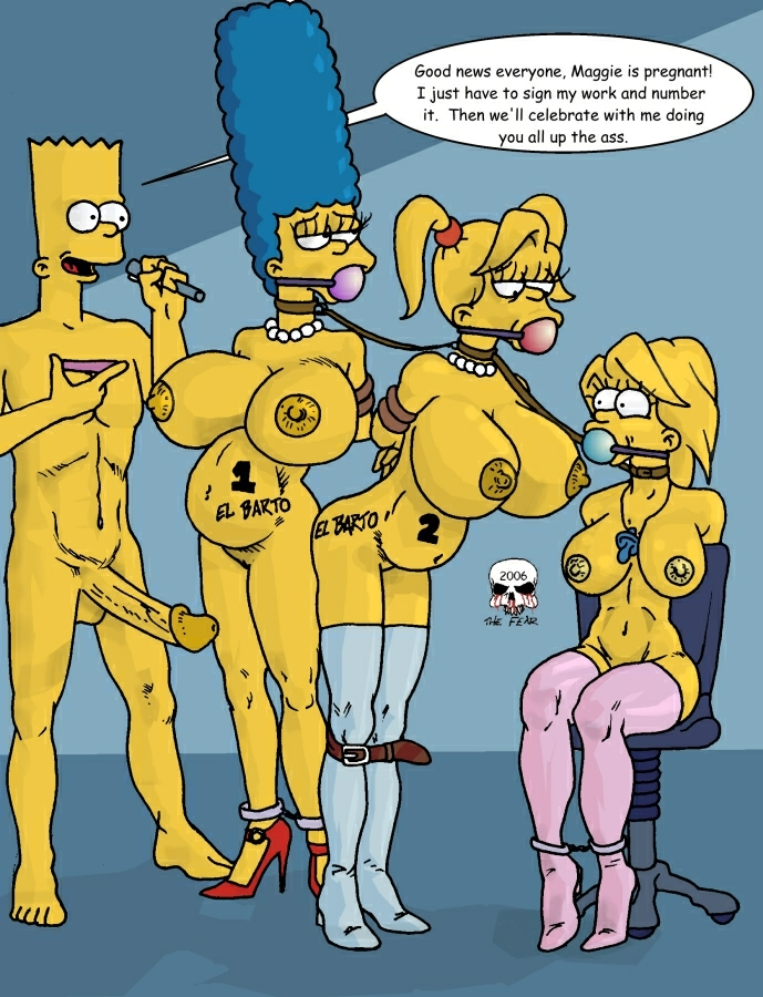 imagefap marge bart the and fear My little pony bulk biceps