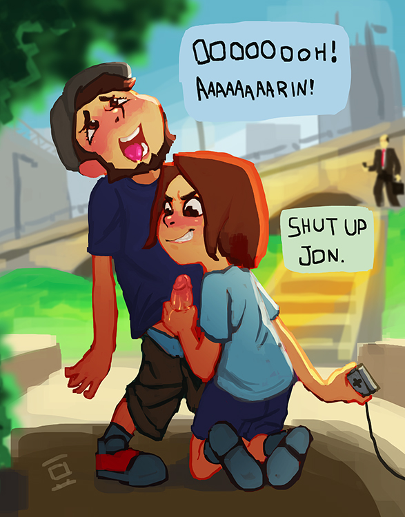 game is furry dan a grumps Are sabretooth and wolverine brothers