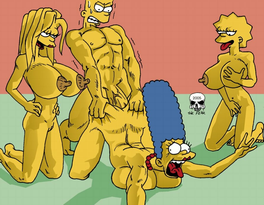 and fear marge bart imagefap the Pump-a-rum