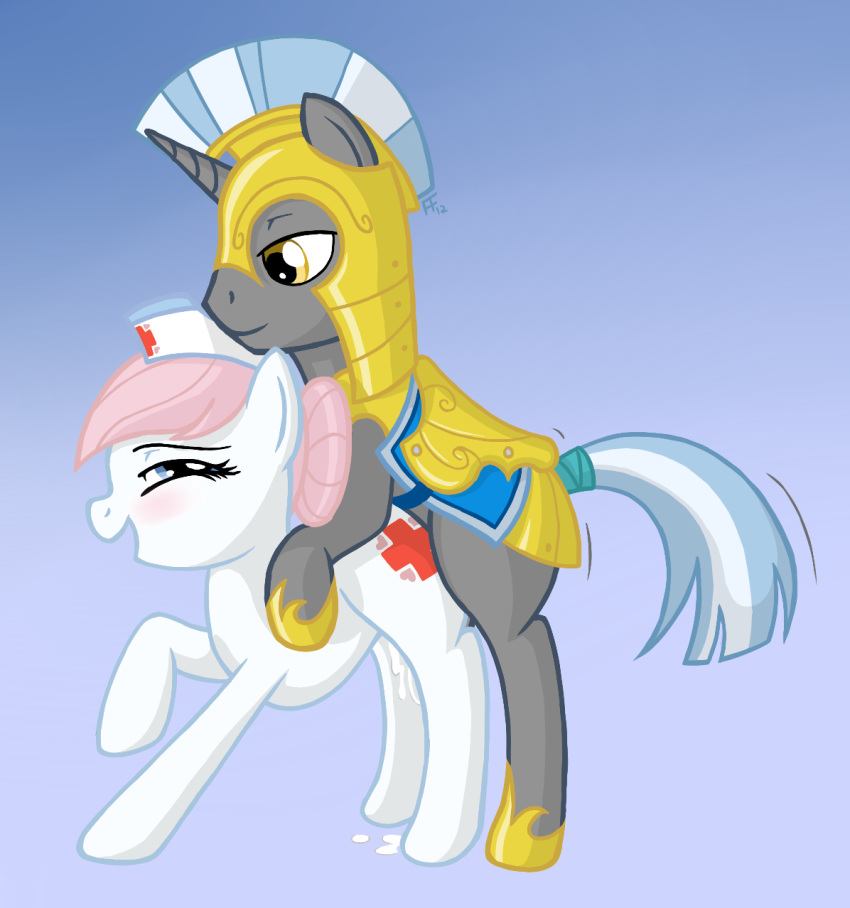 my little pony rich filthy Gravity rush kat and syd
