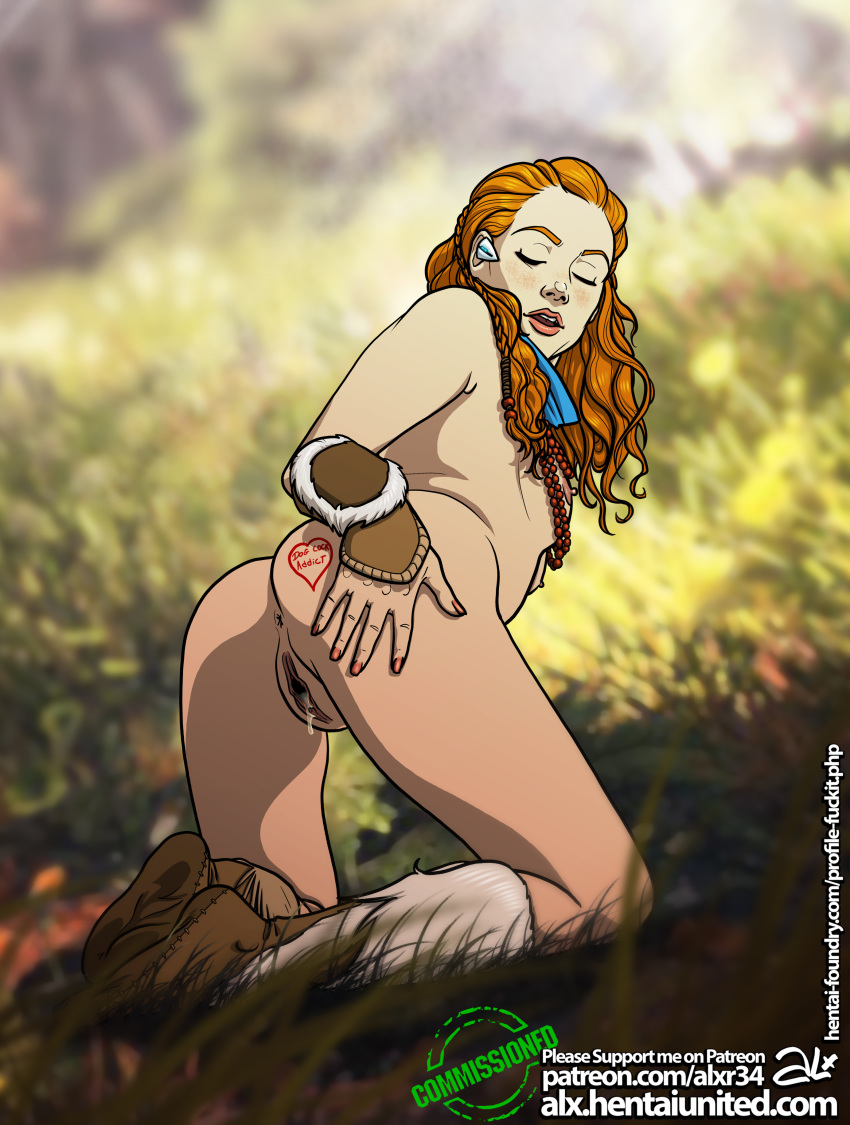 horizon dawn naked aloy zero If it exists there's p of it