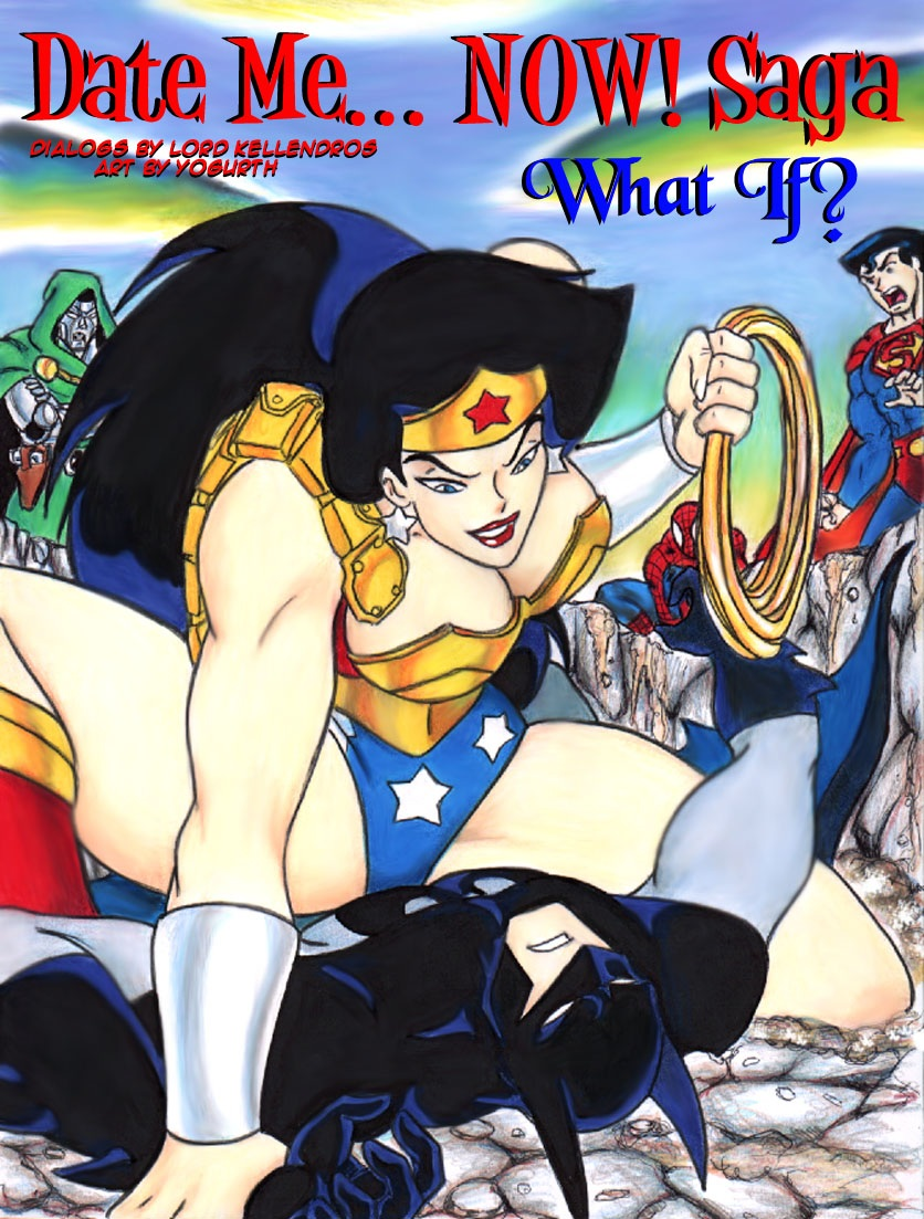 superman wonder hentai woman and Leisure suit larry